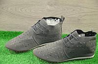 Туфли-ботиночки женские летние 36-41 замш