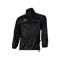 Мотодождевик куртка Oxford Rain Seal чорний (M)