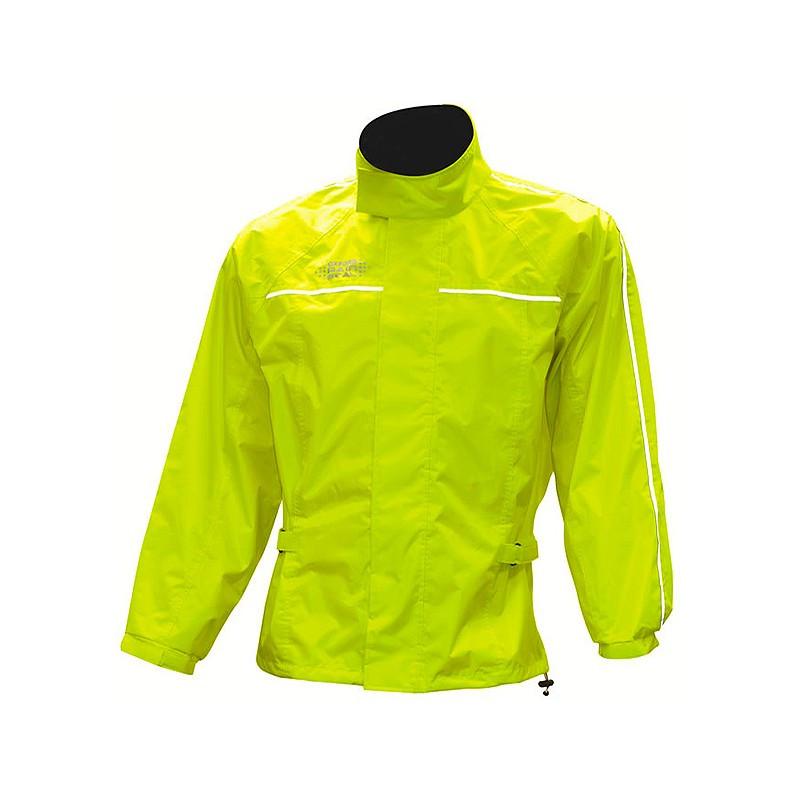 Мотодождевик куртка Oxford Rain Seal салатовый (L)