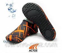 Взуття Actos Skin Shoes для спорту, йога, плавання (NEO BLACK) р.: 39; 41