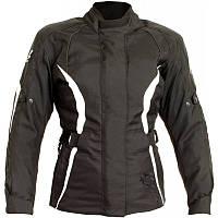 Женская текстильная мотокуртка RST 1255 DIVA III L, Black (8)