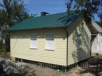 Сборные дачные дома, строительство канадских каркасных дачных домов