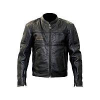 Шкіряна мотокуртка RST 1161 CLASSIC TT RETRO M LTHR JKT Black (50), фото 1