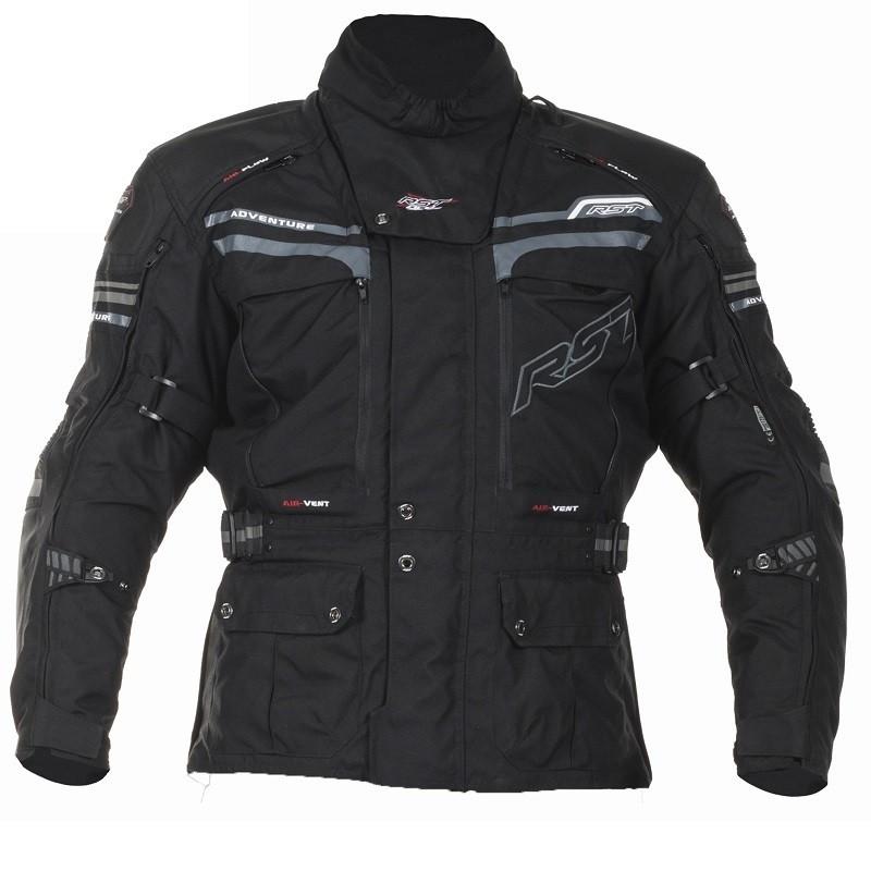 Мотокуртка текстильна RST PRO SERIES 1223 ADVENTURE II, Black (52)