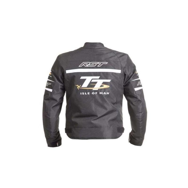 Текстильная мотокуртка RST IOM TT STRIKER SOLID 1667, Black (58)