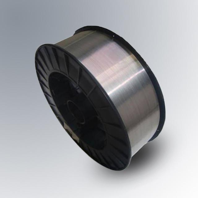 Сварочная проволока для алюминия  Ф 1.0мм AlMg-5 (ER 5356, АМг-5) кассета 7кг