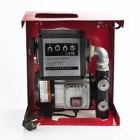 Топливораздаточная колонка REWOLT 60, 220В, 60 л/мин, для дизельного топлива (дизеля, ДТ) КИЕВ