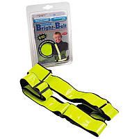 Светоотражающие ремни Oxford Bright Belt Yellow (M)