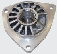 Крышка корпуса компрессора одноцилиндрового