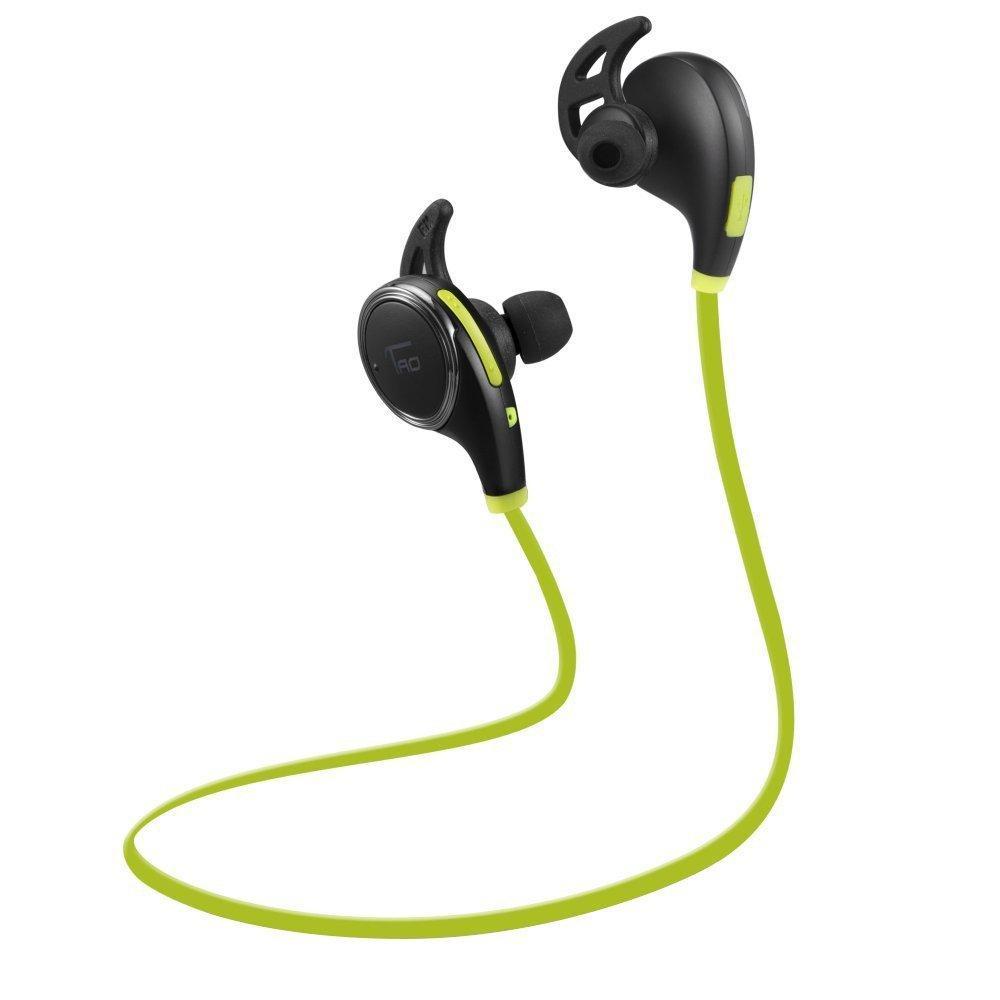 Наушники спортивные стильные Bluetooth TaoTronics