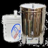 Обладнання для домашнього пивоваріння