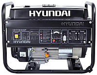 Бензиновый генератор Hyundai HHY 3000F, фото 1