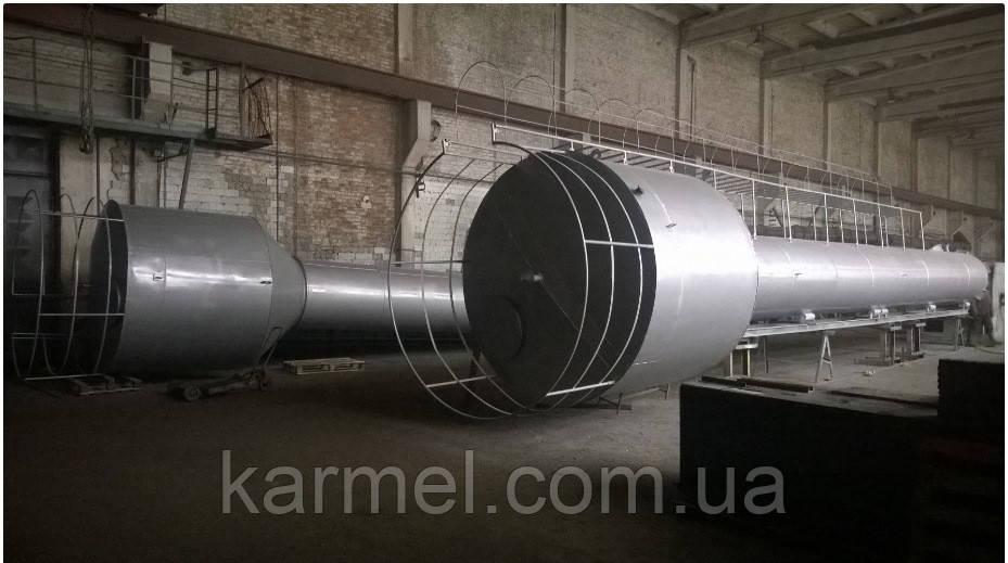 Водонапорная башня 15м.куб KARMEL (Рожновського)