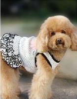 Платье в горошек для собак Dobaz  (размер S, XS)