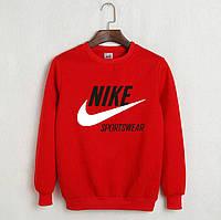 Мужской красный свитшот Nike sportswear