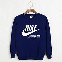 Мужской темно-синий свитшот Nike sportswear