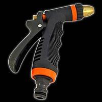 Пистолет для шланга распылитель металлический