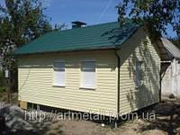 Строительство канадских домов, каркасно-модульное строительство