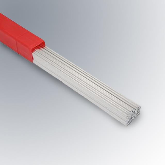 Зварювальні прутки присадочні алюмінієві Ф 3.2 мм АLSi 99,5% (ER-1100) тубус 5кг