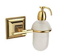 Stilars дозатор для мыла ( серебро)