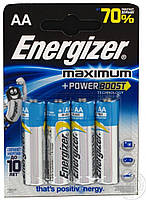 Батарейка Energizer Maximum АА R6