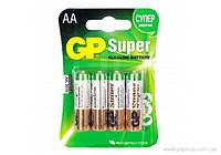 Батарейка GP Super АА R6