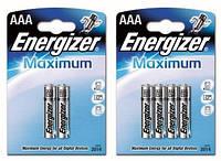 Батарейка Energizer Maximum ААА R3