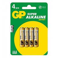 Батарейка GP Super ААА R3