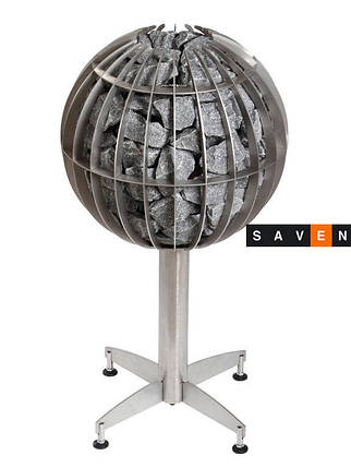 Стойка телескопическая HGL3  для электрической каменки Harvia Globe, фото 2