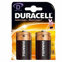 Батарейка D LR20 Duracell 1.5V Алкалиновая!