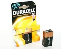 Батарейка крона Duracell 9V 6f22 АЛКАЛИНОВАЯ