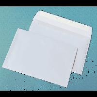 Конверт С5 (162х229мм) белый СКЛ (500 штук)