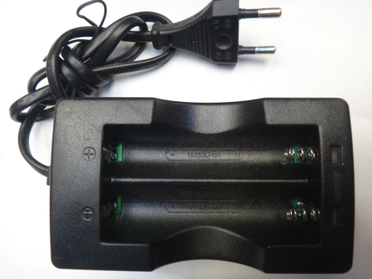 Зарядное устройство для Li-ion 2х аккумуляторов