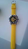 Яркие желтые часы от студии LadyStyle.Biz, фото 1