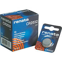 Батарейка литиевая Renata CR 2032