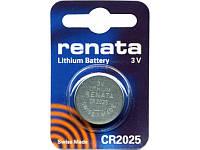 Батарейка литиевая Renata CR 2025