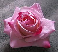 Красивая роза брошь-заколка от студии LadyStyle.Biz
