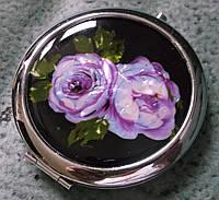 Двустороннее зеркальце в подарочной коробочке от LadyStyle.Biz, фото 1