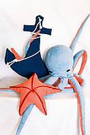 """Подушка-игрушка """"Морская звезда"""""""