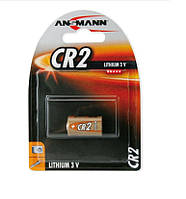 Батарейка литиевая Ansmann CR2 3V