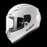 Мотошлем LS2 FF323 ARROW R Gloss White (S), фото 1