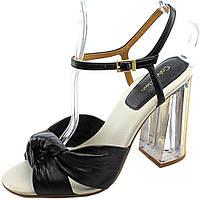 Черные босоножки Calvin Klein, фото 1