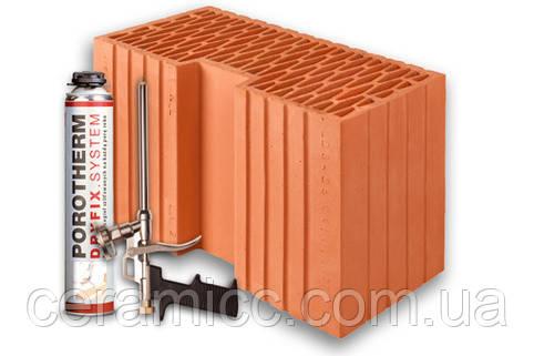 Porotherm 44 R Dryfix