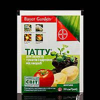 Татту 30 мл, фунгицид для защиты томатов и картофеля