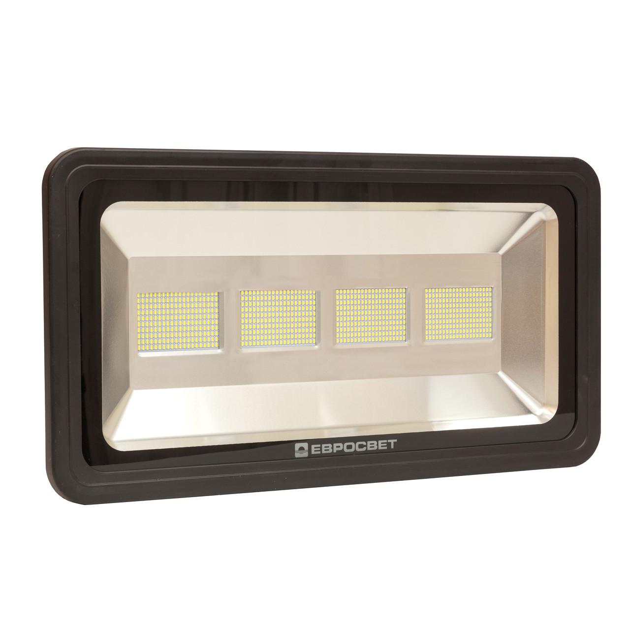 Светодиодный LED прожектор 750Вт 6400К 67 500Lm IP65 сверхмощный Евросвет