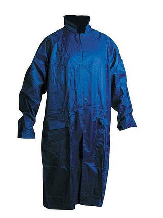 Плащ водостойкий Červa Полиэстер/ПВХ Neptun темно-синий, фото 2
