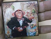 Магниты с обезьянками  от студии LadyStyle.Biz, фото 1