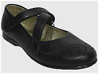 Детские школьные туфельки для девочки VITALIYA, размеры 32-36