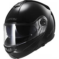 Шлем LS2 FF325 STROBE GLOSS BLACK (S), фото 1