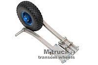 Транцевые колеса M-truck transom wheels ( оцинкованная сталь)